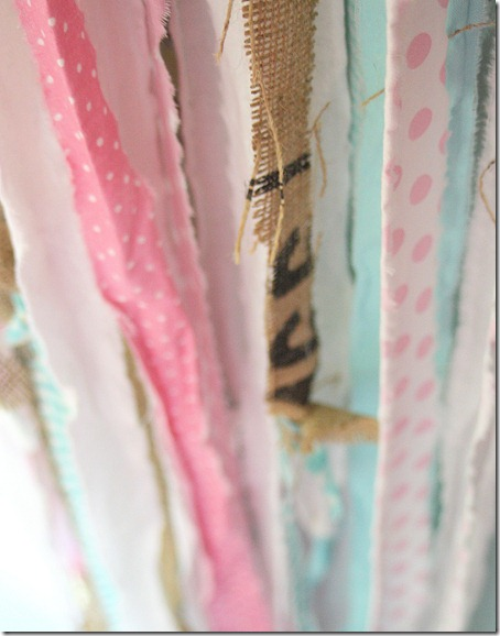 scrap fabric curtains