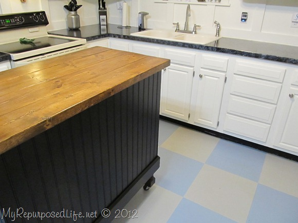 diy kitchen island my repurposed