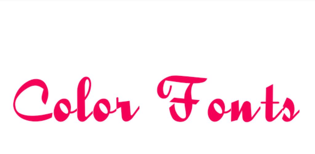 Color Fonts for FlipFont #5 3 23 0 Apk Download - com