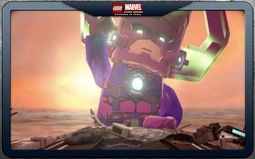 LEGO ® Marvel Super Heroes  screenshots 16