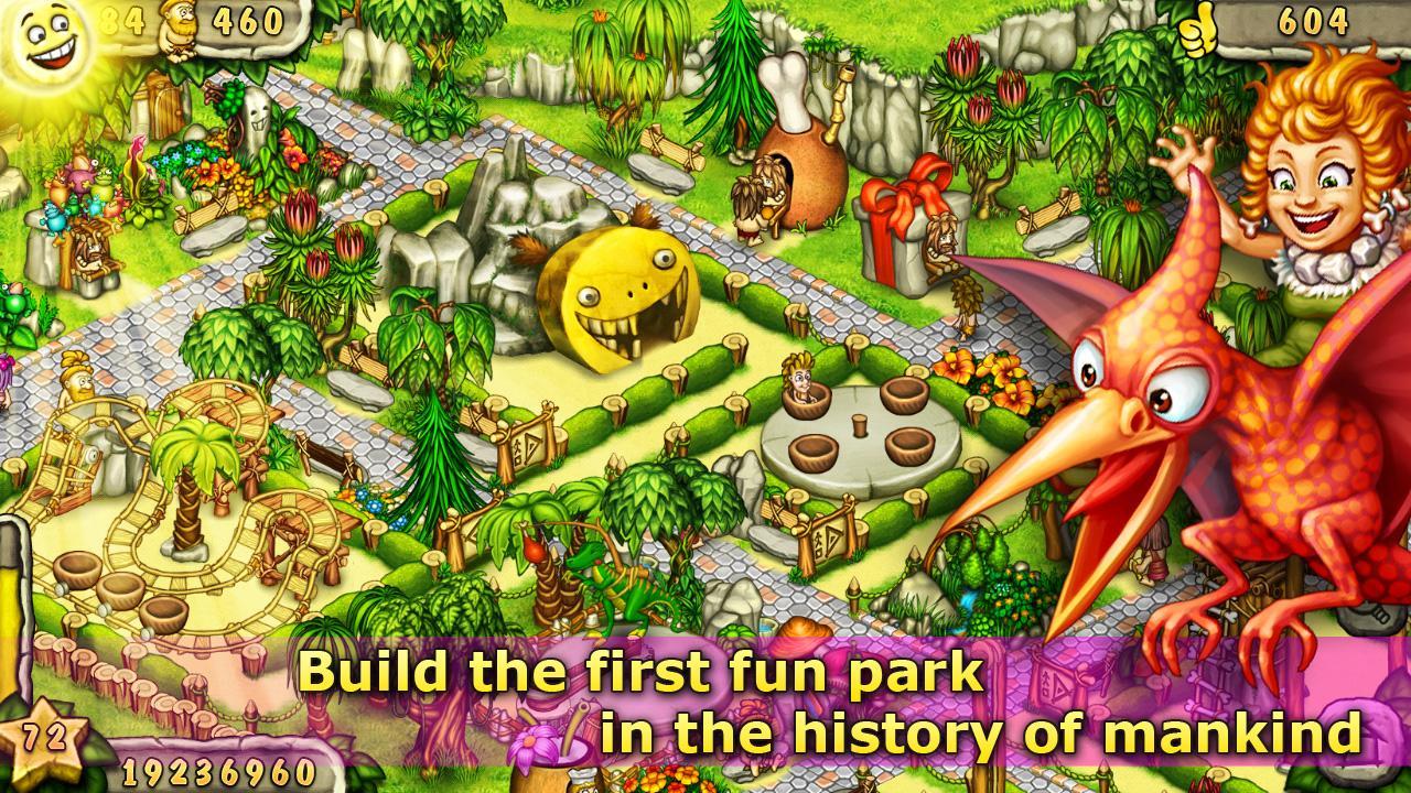Prehistoric Park Builder screenshot #7