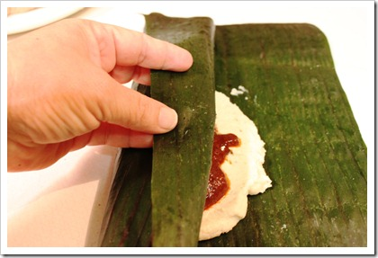 How to Make Tamales Huastecos in Banana Leaves | easy delicious family recipe