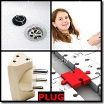 PLUG- 4 Pics 1 Word Answers 3 Letters