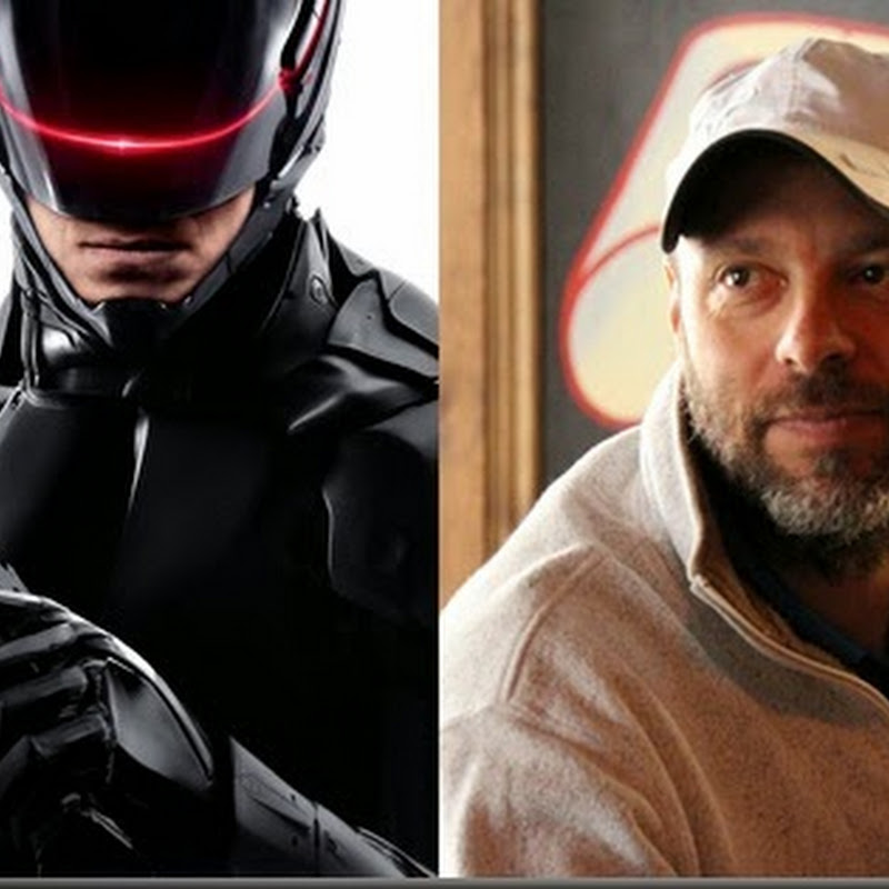 """Robocop"" Director Talks About Remaking the Classic Action Thriller"