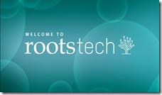 欢迎来到rootstech.