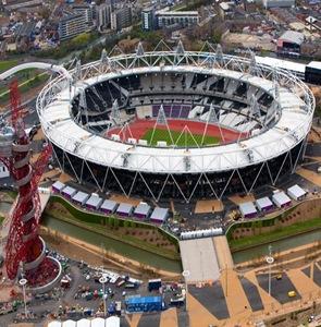 estructura y arquitectura estadio-olmpico-londres-2012