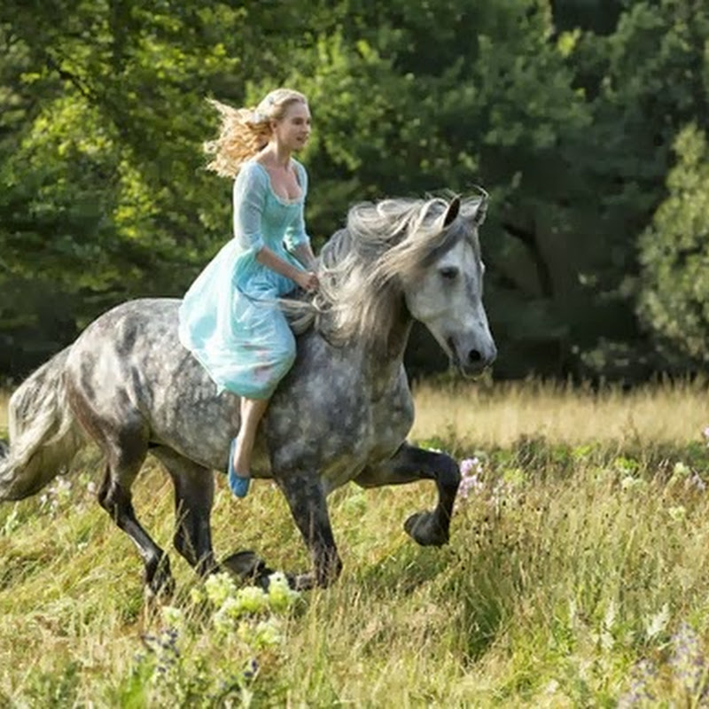 "Filming Begins for Disney's Live-Action ""Cinderella"""