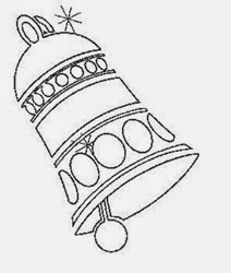 campanas colorear jugarycolorear (1)