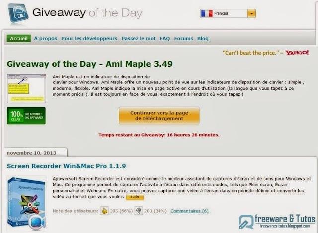 Thème 45 : les meilleurs sites pour obtenir des versions complètes et gratuites de logiciels payants