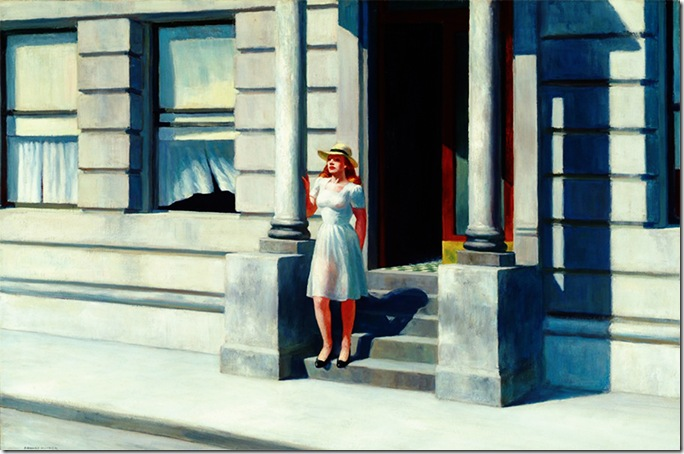 Edward_Hopper_Summertime_1943