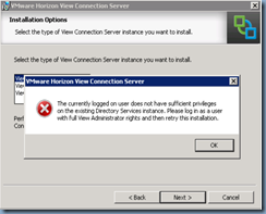 Terence Luk: Attempting to reinstall VMware Horizon View Connection