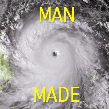 The Phillipines Typhoon, a Man Made Disaster