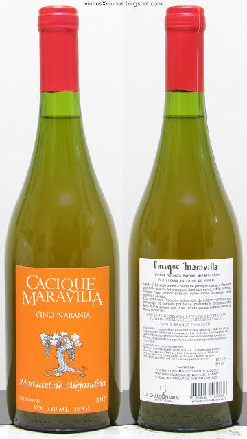 Vinho Cacique Maravilla