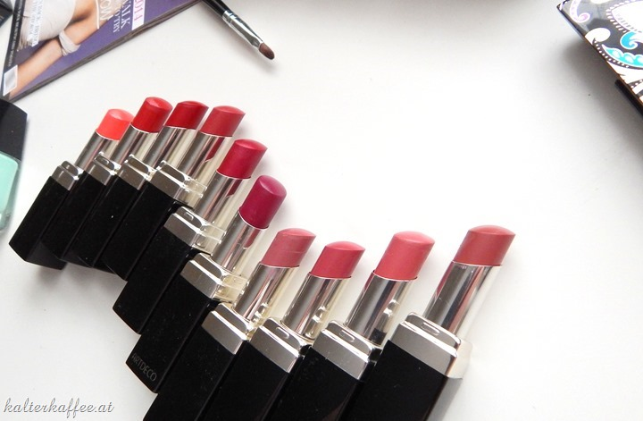 Artdeco Color Lip Shine Lipsticks