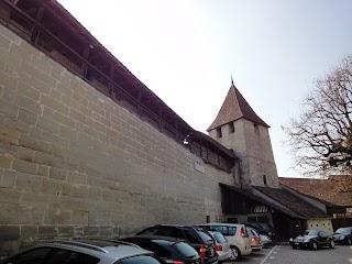 Remparts de Morat