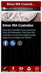 Silver Ira App- screenshot thumbnail