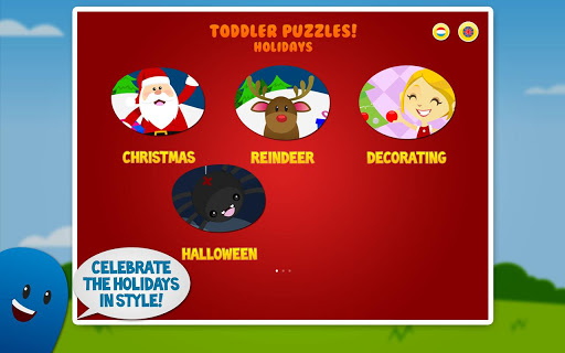 Toddler Puzzles Seasons