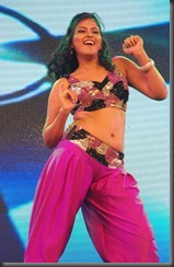 Isha Sharvani Hot Dance Performance