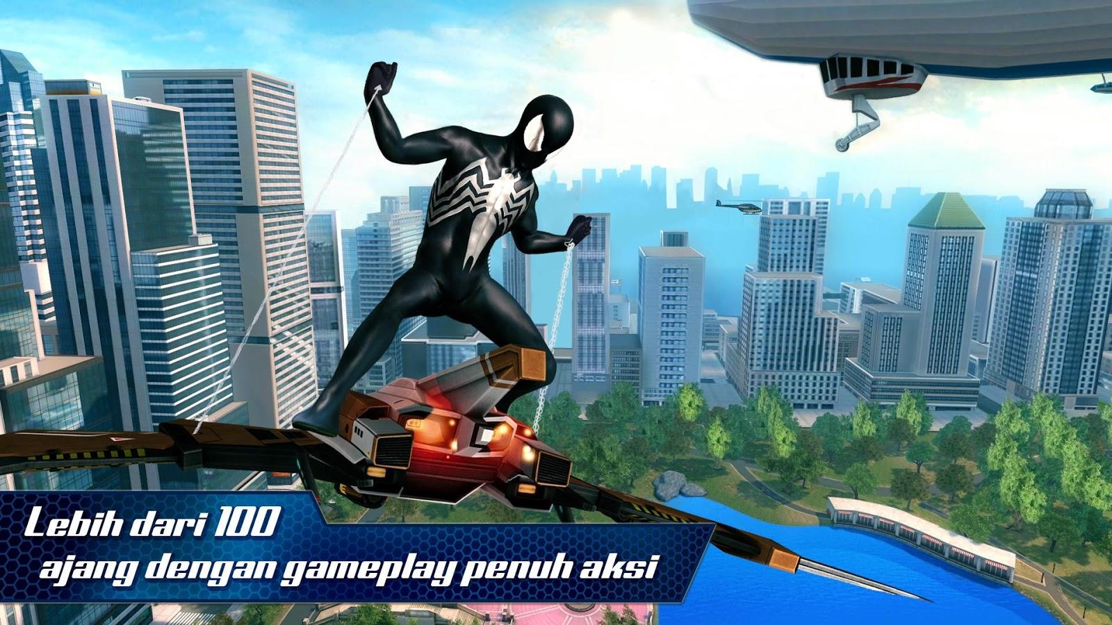 The Amazing Spider-Man 2- screenshot