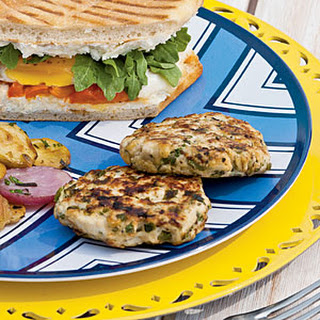 Turkey & Poblano Sausage Patties