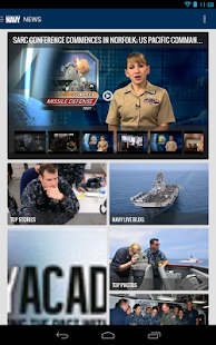 The Official U.S. Navy App- screenshot thumbnail
