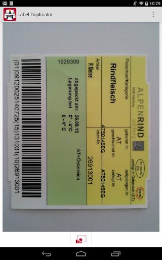 Label Duplicator