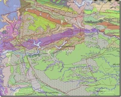 Geológico Cortes