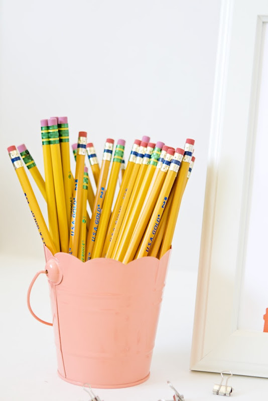 You've got Mail Bouquet of Freshly Sharpened Pencils
