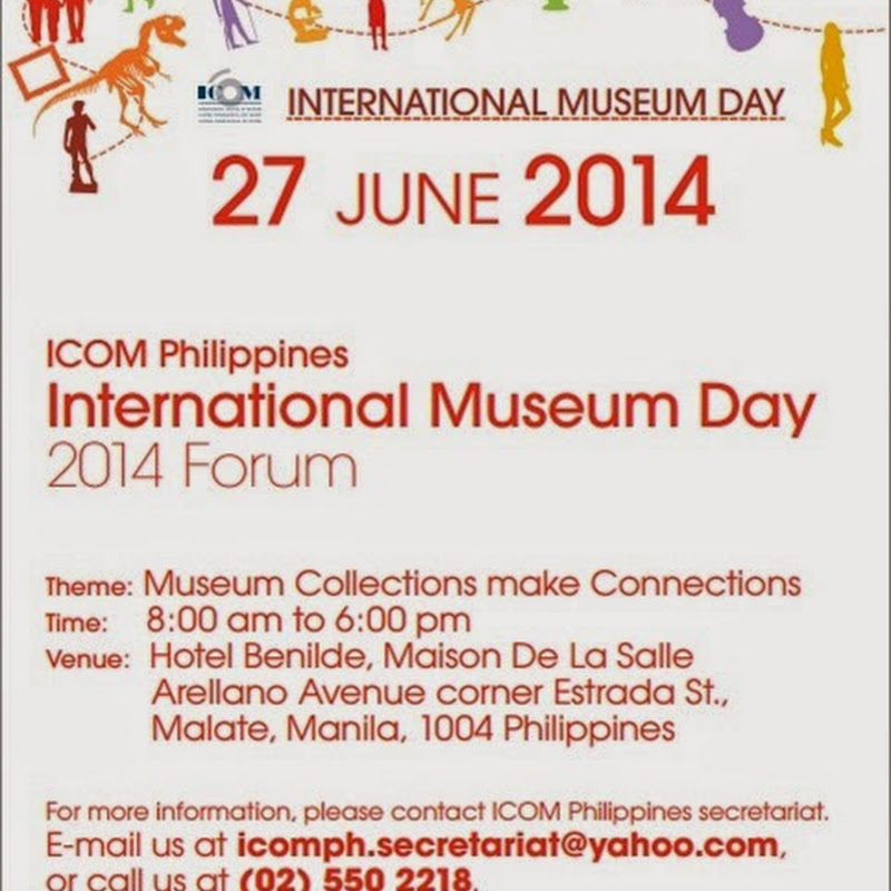 It's International Museum Day!