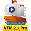 Virtual Film Maker 2.2 (Pro) logo