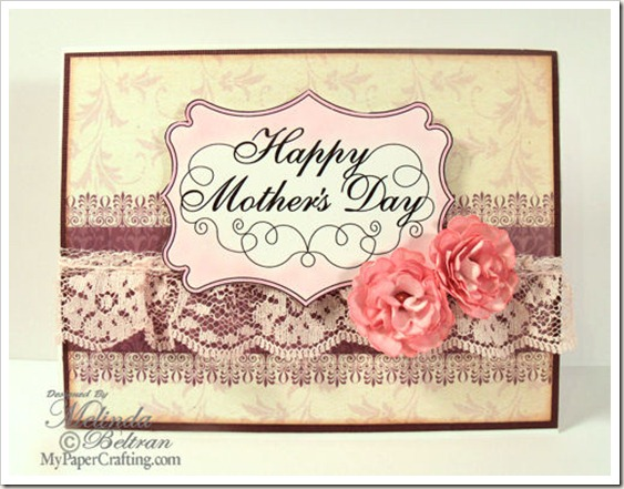 MOTHERS DAY CARD-500B