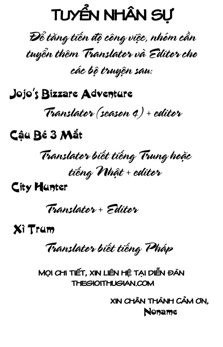 JoJo no Kimyou na Bouken Chap 256 - Truyen.Chap.VN