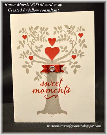 Sept SOTM 2014_Family Tree_cardswap_