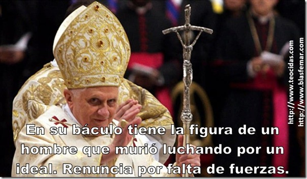 renuncia papa benedicto humor grafico ateismo cristianismo noe molina dios jesus biblia catolicos vaticano (56)
