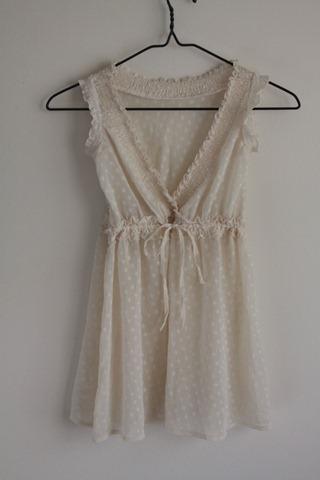 Top to Dress Refashion (16)