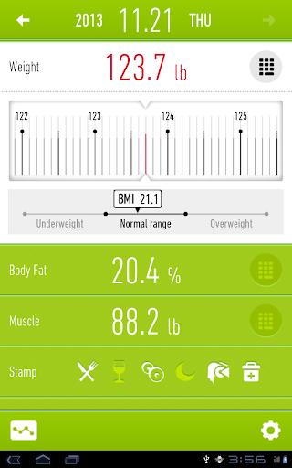 Weight Loss Tracker - RecStyle 3.2.7 Windows u7528 6