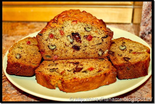 Banana Bread - IMG_9266