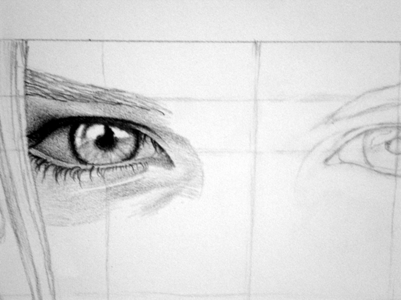 How to Draw a face; How to Draw a Portrait