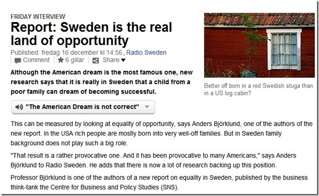 Swedish Dream