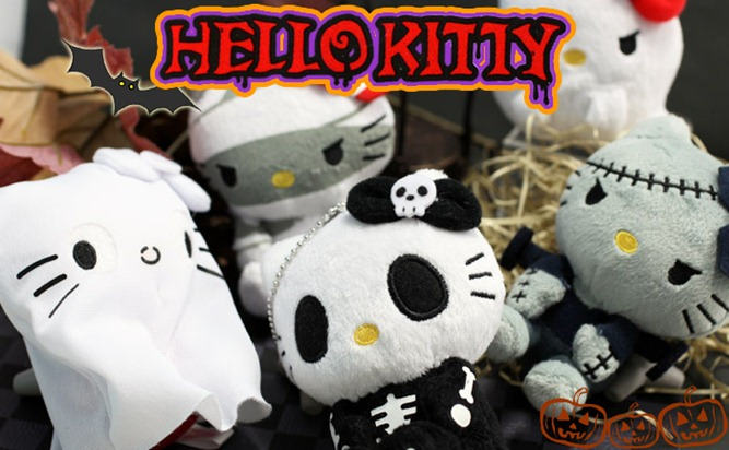 hello kitty monsters
