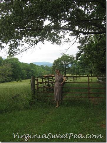 Mama on the Farm