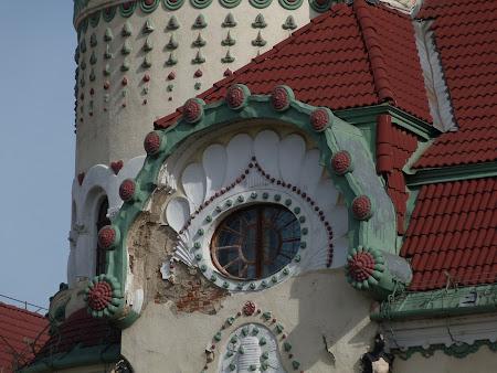 Obiective turistice Oradea: Vulturul Negru