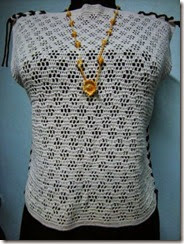 crochet top and accessory 4