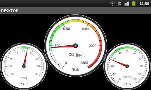 AQM Air Quality Monitor - screenshot thumbnail