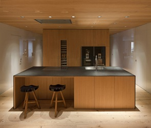 cocina-moderna-revestimiento-madera