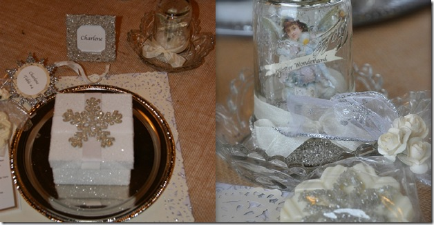 Table Decor Collage