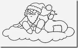 Santa Claus Dibujos Para Colorear Navidad Colorear Tus Dibujos