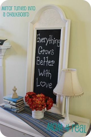 feature chalkboard