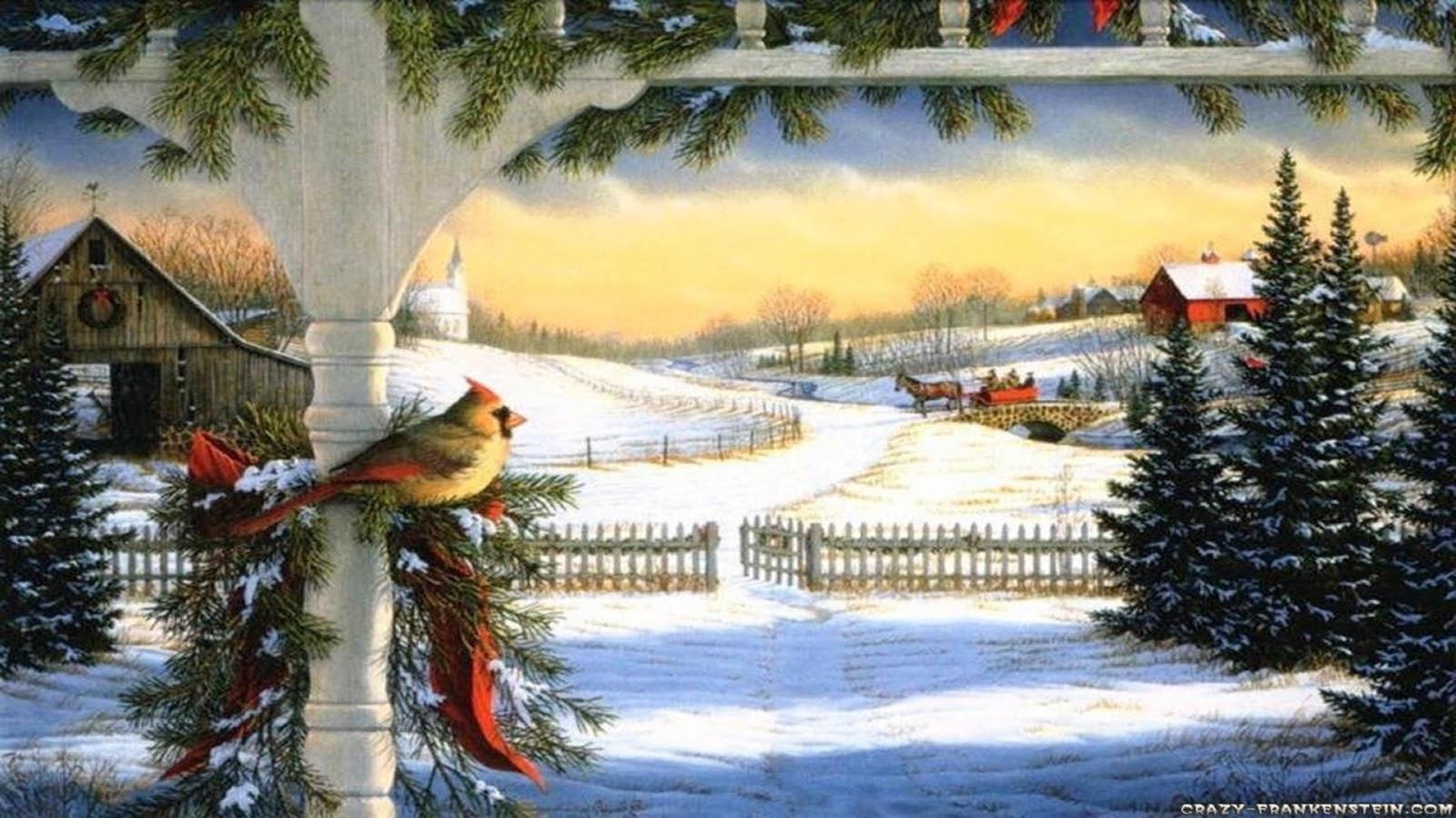 Wallpaper iarna