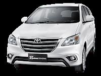Rental Innova Yogyakarta 450 Ribu ( Mobil + Driver )
